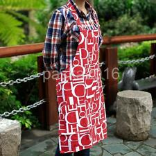 Kitchen Cooking Canvas Apron Home Restaurant Housewives Gardening Favor Aprons