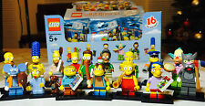 LEGO Minifigures - The LEGO Simpsons Series #1,71005
