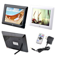 "8"" inch TFT LCD Digital Photo Picture Frame Album MP4 Clock Video Movie Player"