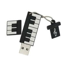 Piano Keyboard Pen Drive 4-32GB USB Disk Flash Drive Memory Stick for Laptop