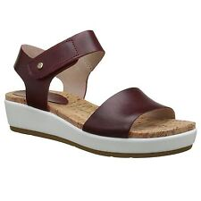Pikolinos Mykonos W1G-0758C2 Arcilla Womens Wedge Sandals
