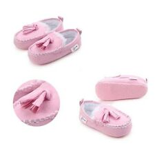 Moccasins Pu Leather  Baby Shoes Boots Winter Princess Suede  Newborn  New Hot