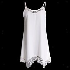 Summer New Style Big Size Loose and Comfortable Gallus Women's Dress
