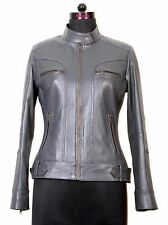 New Original Klassic Awesome Collection Lambskin Leather Jacket For Women W- 04