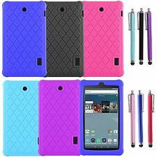 Anti Slip Protective Soft Silicone Case For Barnes & Noble/Amazon Fire/Samsung