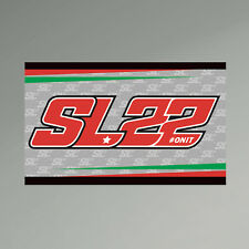 New Official Sam Lowes Flag.