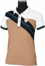 Equine Couture Bayside Short Sleeve Polo Shirt Micro Polyester Breathable