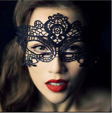 Stunning Venetian Masquerade Mask Eye Halloween Party Lace Fancy Dress 2 COLOR