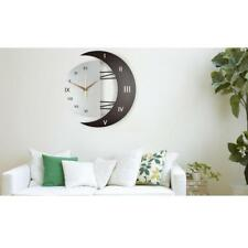 Novelty Digital Mute Wall Clock Quartz Motion Clock Watch Indoor Home Decor