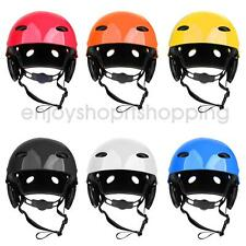 Safety Kayak Canoe Boat Water Sports Helmet Snowboard Skate Surfing SUP Hard Cap