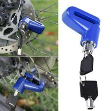 Bike Bicycle Scooter Motorcycle Disk Disc Brake Rotor Lock Safety Anti Theft