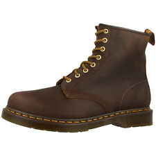 Dr Doc Martens 1460 Boots 8-hole Leather Boots aztec crazy horse brown 11822200