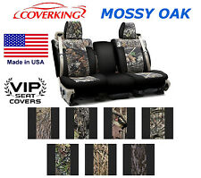 Coverking Mossy Oak Custom Seat Covers Dodge Caravan