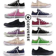Ladies and Men Converse All-Star Chuck Taylor Low-level Top Trainer 9 Colors