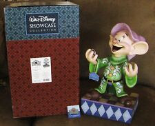 JS HWC Disney Traditions XL DOPEY: A MILLION DIAMONDS SHINE 4026090 RETIRED RARE
