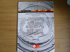 2011 CHARITY SHIELD  MANCHESTER CITY v MANCHESTER UNITED @ Wembley