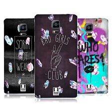 HEAD CASE DESIGNS RAD WATERCOLOUR CRYSTALS BATTERY COVER FOR SAMSUNG PHONES 1