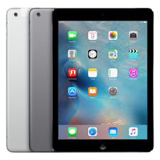 "Apple iPad Air 1 9.7"" 64GB Verizon Wireless GSM Unlocked WiFi+4G Cellular A1475"