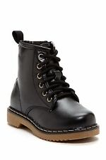 Coco Jumbo Black Jane Boots Little Girls Size 11-4 Y