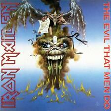 IRON MAIDEN - EVIL THAT MEN DO [LIMITED EDITION] [SINGLE] USED - VERY GOOD VINYL