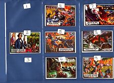Civil War News Cards VGC £0.99...  PICK THE CARDS YOU NEED