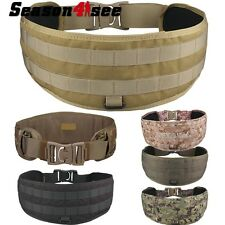 EMERSON LBT1647B Style Molle Tactical Hunting Belt CORDURA USA Fabric EM9012