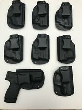 Viridian ECR ON OFF Kydex Holster Shield Glock 42 43 26 27 Sig P238 P938 XDS LC9