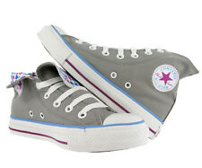 Converse All Star Chuck Taylor Roll Down Hi Grey Sz