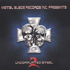 Uncorrupted Steel, Vol. 2 by Various Artists (CD, Aug-2003, Metal Blade)
