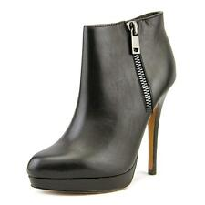 Aldo Pandita Women  Round Toe Leather Black Ankle Boot