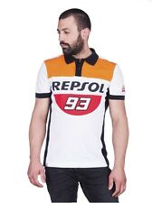 2017 Official Marc Marquez 93 Repsol Honda Polo Shirt - 1718502
