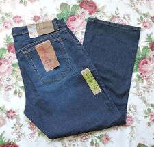 NWT Levi Strauss Signature Stretch Low Rise Slim Fit Boot Cut Jeans Size 20 22W