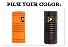 Trigger Point Performance The Grid Foam Massage Roller Yoga Stretching CrossFit