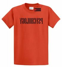 Reverse Psychology Funny T Shirt College Humor Funny Party Tee Shirt