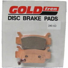 Front Disc Brake Pads for Honda TRX500FE FourTrax Foreman 4x4 ES 2010 475cc