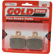Rear Disc Brake Pads for Ducati Sport Touring ST4 2002 916cc By GOLDfren