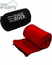 Osage River Microfiber Sleeping Bag Liner Outdoor Camping Hiking Ultra-Light New