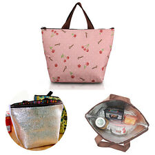 1Pcs Insulated Childrens Kids Lunch Bags Picnic Bags School Lunchbox Cool Bag