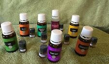 Young Living Essential Oils SAMPLE 1ml bottle Free ship  Buy 5 get 1 extra Free