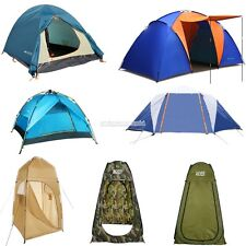 Outdoor Travel Tent 1-10 Person Camping Waterproof Instant Hiking Beach Tent