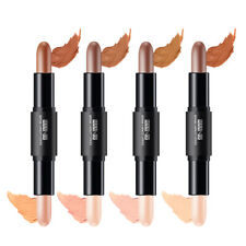Natural Face Nose Makeup Foundation Highlighter Contour Concealer Pen Stick