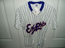 Montreal Expo NWT vintage pullover jersey Rawling or Russell licensed MLB shirt