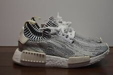 New Adidas NMD Runner R1 PK White Black Grey Silver Glitch Camo Pack BA8600