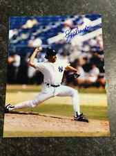 Jeff Reardon Signed 8x10 Photo - Mets, Yankees, Twins, Expos, Red Sox - You Pick
