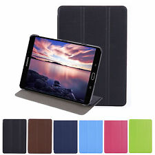 PU Leather Smart Cover for Samsung Galaxy Tab S2 9.7 8.0 S3 Stand Folio Case