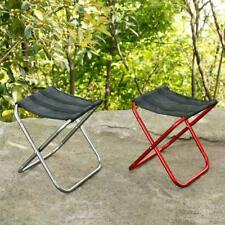 Folding Seat Chair Stool Outdoor Sports Lawn Camping Seat Fishing Travel Picnic