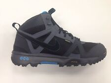 NIKE Rongbuk Mid GTX Men's Light Weight Gore-Tex Hiking Boot Black/Grey