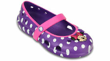 Crocs Girls Keeley Minnie Flat