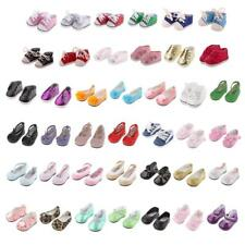 1 Pair Fashion Doll Dress Up Shoes for 18'' American Girl Dolls Clothing ACCS