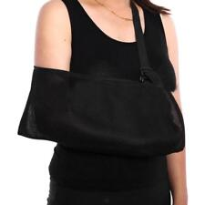 1x Breathable Mesh Arm Elbow Sling Brace Support Shoulder Immobilizer with Strap